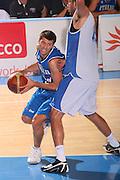 DESCRIZIONE : Bormio Torneo Internazionale Maschile Diego Gianatti Italia Israele <br /> GIOCATORE : Daniele Cinciarini  <br /> SQUADRA : Nazionale Italia Uomini Italy <br /> EVENTO : Raduno Collegiale Nazionale Maschile <br /> GARA : Italia Israele Italy Israel <br /> DATA : 01/08/2008 <br /> CATEGORIA : Penetrazione <br /> SPORT : Pallacanestro <br /> AUTORE : Agenzia Ciamillo-Castoria/S.Silvestri <br /> Galleria : Fip Nazionali 2008 <br /> Fotonotizia : Bormio Torneo Internazionale Maschile Diego Gianatti Italia Israele <br /> Predefinita :