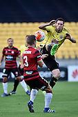 20160410 A League - Wellington Phoenix v Western Sydney Wanderers FC