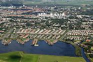 Luchtfotografie - Leeuwarden van boven | Leeuwarden from above