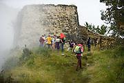 Chachapoyas - exploring the ruins of Kuelap