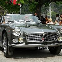 1961 Maserati 3500 GT Spider Vignale, Concorso d'Eleganza Villa d'Este Italy 2010