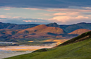 The mountains near Landmannalaugar come in all shapes and colors