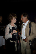 EDNA O'BRIEN AND TREVOR GROVE, Matthew Carr: New Work. Marlborough Gallery. Albermarle St. London. 24 June 2008.  *** Local Caption *** -DO NOT ARCHIVE-© Copyright Photograph by Dafydd Jones. 248 Clapham Rd. London SW9 0PZ. Tel 0207 820 0771. www.dafjones.com.