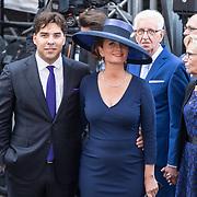 NLD/Den Haag/20170919 - Prinsjesdag 2017, Fleur Agema en .............