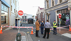 Dunedin-Central City cordoned off after suspect parcel found