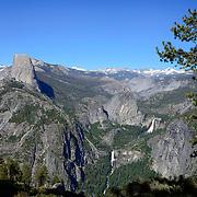 Glacier Point View, Yosemite National Park