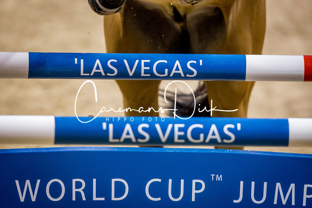 Sheikh Ali Al Thani Bin Khalid, QAT, First Devision<br /> World Cup Final Jumping - Las Vegas 2015<br /> © Hippo Foto - Dirk Caremans<br /> 15/04/2015