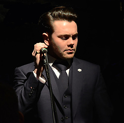 Ray Quinn in concert on his 'Dare To Dream' Tour at The Jazz Cafe, Camden Town on Tuesday 17 March 2015