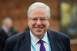 © Licensed to London News Pictures. 01/10/2017. Manchester, UK. Chairman of the Conservative Party PATRICK MCLOUGHLIN seen on the opening day of the Conservative Party Conference. There have been conflicts within the conservative party and government over the UK's approach to Brexit, which is expected to feature heavily at this years event. Photo credit: Ben Cawthra/LNP