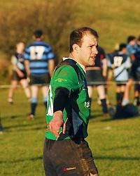 Ballina's Dave Newman ...Pic Conor Mckeown