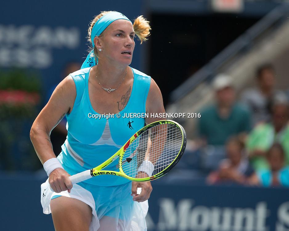 SVETLANA KUZNETSOVA (RUS)<br /> <br /> Tennis - US Open 2016 - Grand Slam ITF / ATP / WTA -  USTA Billie Jean King National Tennis Center - New York - New York - USA  - 31 August 2016.