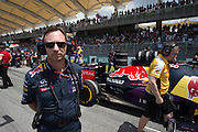 March 27-29, 2015: Malaysian Grand Prix - Christian Horner, team principal of Red Bull Racing