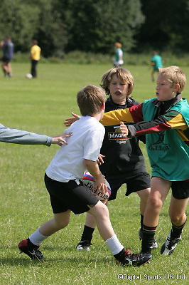 Wasps Summer CoachClass at High Wycombe RUFC..Action Pictures.
