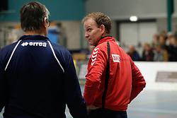 20181124 NED: Volleyball Top League ZVH - VCV: Zevenhuizen<br />Hans Seubring, headcoach of MKB Accountants VCV <br />©2018-FotoHoogendoorn.nl / Pim Waslander