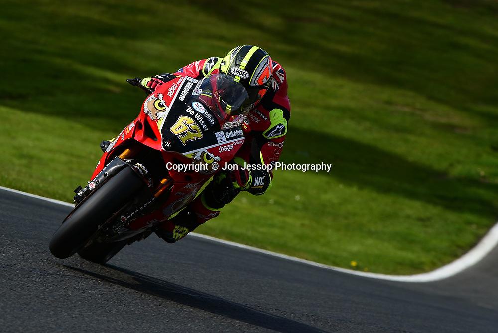 #67 Shane Byrne Sittingbourne Be Wiser Ducati Racing Team Ducati 1199