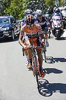 Berlato Giacomo - Nippo Vini Fantini - 27.05.2015 - Tour d'Italie - Etape 17 -  Tirano / Lugano<br />