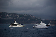 May 23, 2014: Monaco Grand Prix: Yachts