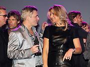EDISON POP AWARDS 2010 in  het World Trade Center, Rotterdam <br /> <br /> op de foto:  Princes Maxima met