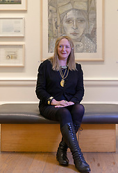 Joyce W. Cairns PRSA has been elected President of the Royal Scottish Academy of Art and Architecture, the first woman to be elected to the position in the 192-year history of the RSA. <br /> <br /> Born in Edinburgh, Cairns studied painting at Gray's School of Art, Aberdeen (1966-71), and at the Royal College of Art, London (1971-74). Following a fellowship at Gloucester College of Art and Design she studied at Goldsmiths College, University of London. In 1976 she returned to Aberdeen to teach Drawing and Painting at Gray's School of Art until 2004 when she left to complete a substantial body of work culminating in the exhibition War Tourist at Aberdeen Art Gallery.