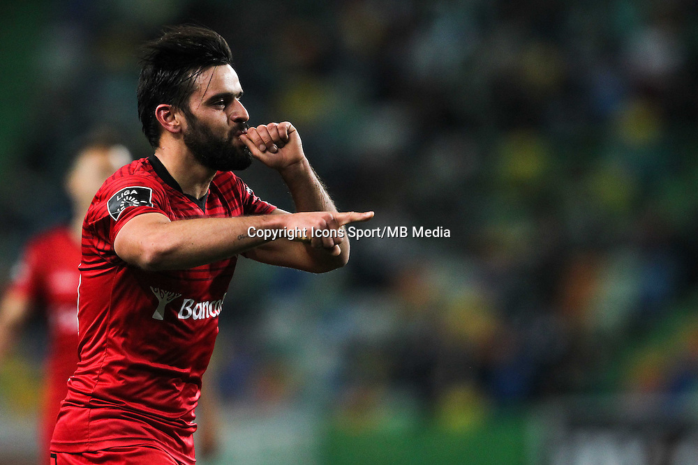 Vitor Bruno - 09.03.2015 - Sporting / Penafiel - Liga Sagres<br /> Photo : Carlos Rodrigues / Icon Sport
