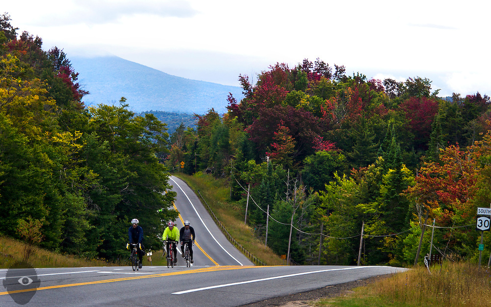 Day 7 at Long Lake to Saranac Lake on Saturday, September 13, 2014.  L.E. Baskow