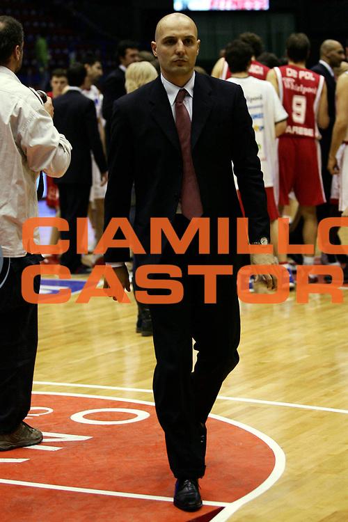 DESCRIZIONE : Milano Lega A1 2006-07 Armani Jeans Milano Whirlpool Varese<br /> GIOCATORE : Djordjevic<br /> SQUADRA : Armani Jeans Milano<br /> EVENTO : Campionato Lega A1 2006-2007<br /> GARA : Armani Jeans Milano Whirlpool Varese<br /> DATA : 18/02/2007<br /> CATEGORIA : <br /> SPORT : Pallacanestro<br /> AUTORE : Agenzia Ciamillo-Castoria/L.Lussoso
