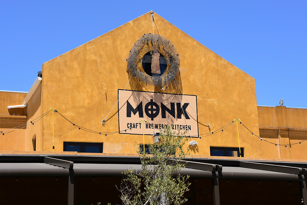 Monk Craft Brewery Kitchen