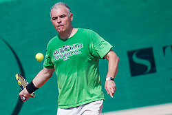 During Day 6 of ATP Challenger Tilia Slovenia Open 2015 on August 14, 2015 in Tennis stadium SRC Marina, Portoroz / Portorose, Slovenia. Photo by Urban Urbanc / Sportida