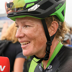 30-08-2017: Wielrennen: Boels Ladies Tour: Arnhem<br /> Kirsten Wild is de sterkste in de massasprint in Arnhem