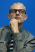 &copy; Filippo Alfero<br /> Salone del Libro 2014<br /> Torino, 10/05/2014<br /> Nella foto: Giuseppe Culicchia