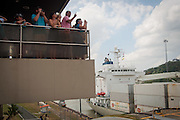 Centro de visitantes de Miraflores, Panama City. ©Aaron Sosa/istmophoto.com