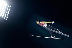 20.02.2018, Alpensia Ski Jumping Centre, Pyeongchang, KOR, PyeongChang 2018, Nordische Kombination, Skisprung, im Bild Lukas Klapfer (AUT) // Lukas Klapfer of Austria during Nordic Combined, Skijumping of the Pyeongchang 2018 Winter Olympic Games at the Alpensia Ski Jumping Centre in Pyeongchang, South Korea on 2018/02/20. EXPA Pictures © 2018, PhotoCredit: EXPA/ Johann Groder