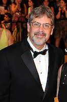 Captain Richard Phillips arrives for the White House Correspondents Dinner in Washington, DC