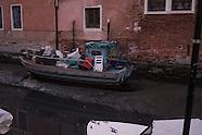 Venezia - Bassa marea