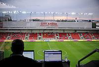 2016.06.04 Trnava, Slowacja<br /> Pilka Nozna Reprezentacja Mecz towarzyski<br /> Slowacja - Irlandia Polnocna <br /> N/z stadion spartak trnava<br /> Foto Rafal Rusek / PressFocus<br /> <br /> 2016.06.04 Trnava, Slovakia<br /> Football Friendly Game<br /> Slovakia - Northern Ireland<br /> stadion spartak trnava<br /> Credit: Rafal Rusek / PressFocus