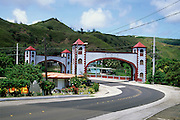 Umatac Bridge, Guam, Micronesia