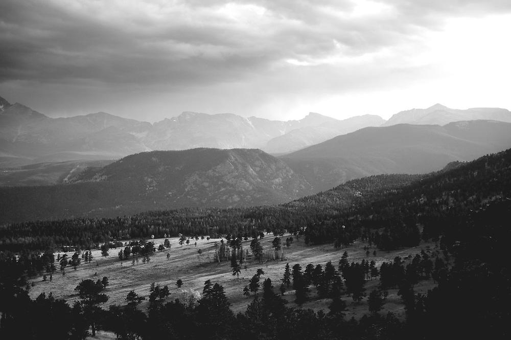 Photo By Michael R. Schmidt.Rocky Mountains, Colorado 2010.
