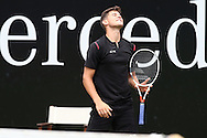 Dominic Thiem during the Mercedes Cup at Tennisclub Weissenhof, Stuttgart, Germany.<br /> Picture by EXPA Pictures/Focus Images Ltd 07814482222<br /> 09/06/2016<br /> *** UK &amp; IRELAND ONLY ***<br /> EXPA-EIB-160609-0045.jpg