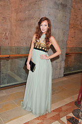 OLIVIA GRANT at the Women for Women International UK Gala held at the Guildhall, City of London on 3rd May 2012.