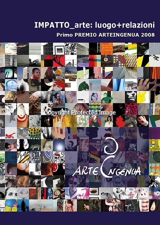 Catalogue ArteIngenua 2008<br /> page 17