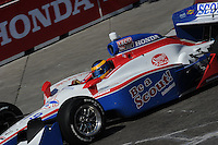 Sebastien Bourdais, Honda Indy Toronto, Streets of Toronto, Toronto Ontario, CAN 7/10/2011
