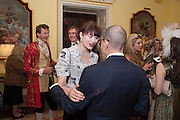 JASMINE GUINNESS; JONATHAN NEWHOUSE, Tatler magazine Jubilee party with Thomas Pink. The Ritz, Piccadilly. London. 2 May 2012