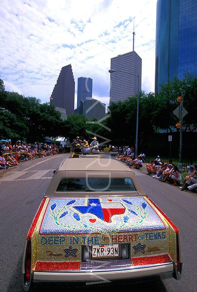Stock photo of the Deep in the Heart of Texas car