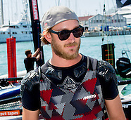 Pierre Casiraghi at the 35th Copa del Rey Mapfre Sailing Cup day 3, Palma de Mallorca, 03-08-2016