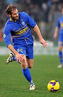 "Olof Mellberg (Juventus)<br /> Roma 18/1/2009 Stadio ""Olimpico"" <br /> Campionato Italiano Serie A 2008/2009 <br /> Lazio Juventus (1-1)<br /> Massimo Oliva /Insidefoto"