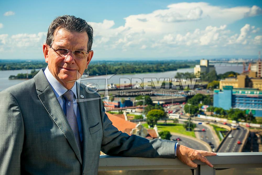 Presidente Fecomércio RS, Luiz Carlos Bohn. FOTO: Emmanuel Denaui/ Agência Preview