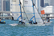 ISAF World Cup Miami, 49erFX