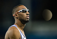 Matthew Hudson-Smith of Great Britain during Men's 100m semi-final on day eight of the XXXI 2016 Olympic Summer Games in Rio de Janeiro, Brazil.<br /> Picture by EXPA Pictures/Focus Images Ltd 07814482222<br /> 13/08/2016<br /> *** UK & IRELAND ONLY ***<br /> <br /> EXPA-GRO-160814-5242.jpg