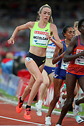 Eilish McColgan (GBR) places seventh in the women's 5,000m in 14:52.40 during the Bauhaus-Galan in a IAAF Diamond League meet at Stockholm Stadium in Stockholm, Sweden on Thursday, May 30, 2019. (Jiro Mochizuki/Image of Sport)