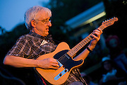 Bill Kirchen, Princeton NJ 8/30/2007. Bill was a founding member of Commander Cody & the Lost Planet Airmen